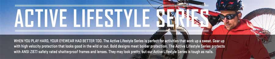 Wiley X Active Lifestyle Eye Wear
