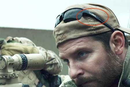 Shooting Eye Wear American Sniper Bradley Cooper Wore Them