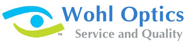 Wohl Optics Optical Shop Logo