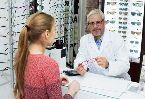 Doug Wohl Owner Optician at Wohl Optics in Bucks County PA