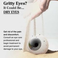 Dry Eye Symptoms and Treatment