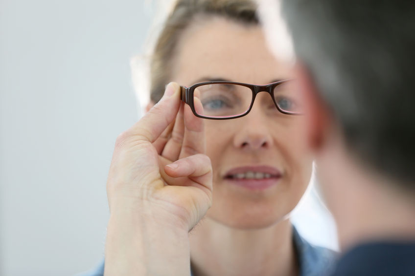 Role of Optician with Patient