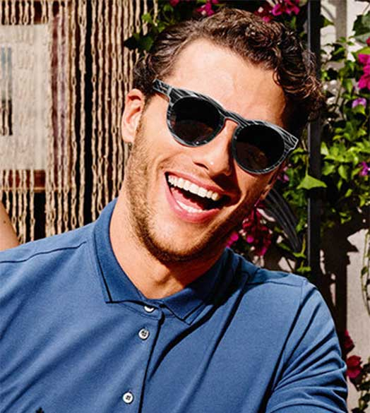 Shop designer sunglasses for men, women and kids from the most popular fashion brands