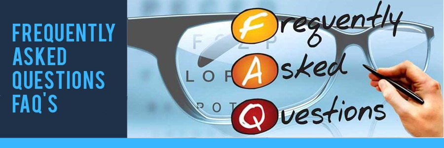 Frequently Asked Questions FAQs about Vision