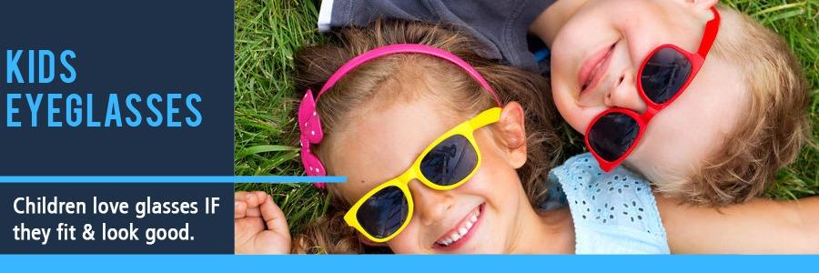 10 Tips Buying Eyeglasses for Kids