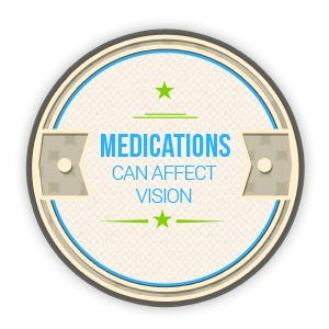 Medication Can Affect Your Vision