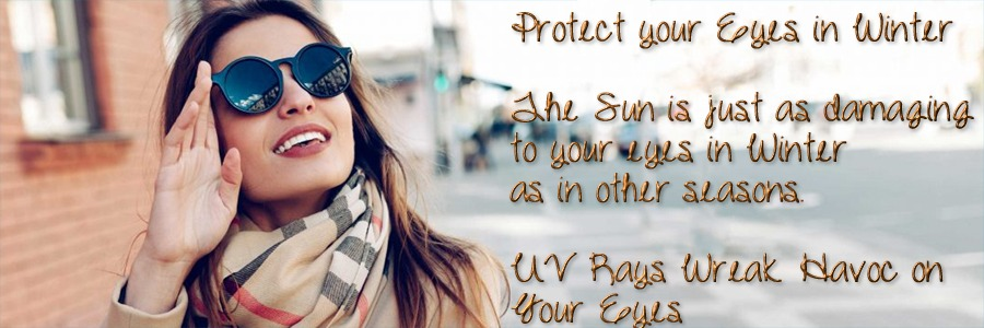 Protect Your Eyes in Winter Prevent UV