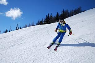 Prevent UV Eye Damage When Skiing